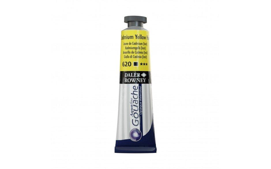 Daler Rowney Aquafine Gouache 15 ML Cadmium Yellow Hue (136015620)