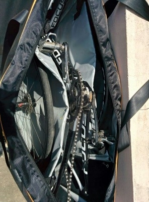 Cycle Carry And Storage Bag (Road Bike)