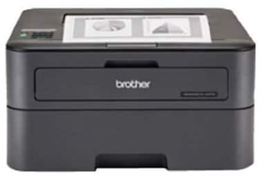 Brother HL-L2321D Multi-Function Monochrome Laser Printer (Black)