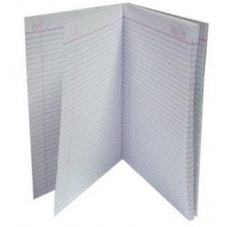 192 Pg Long Notebook Abi