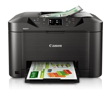 Canon MB5070 Multi Function Inkjet All In One Printer