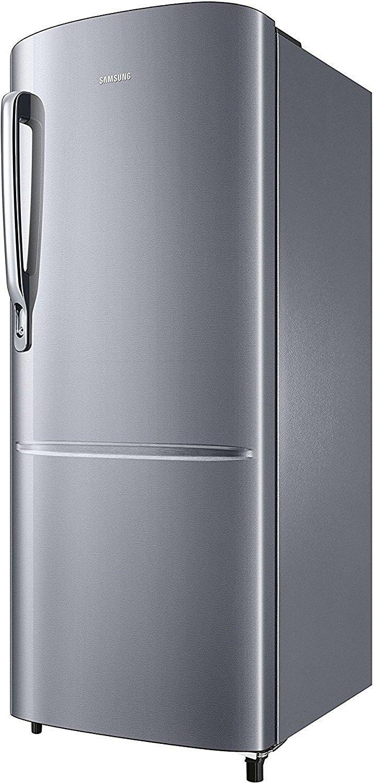 Samsung RR22M272ZS8 Direct Cool Single Door Refrigerator (212 Litres, 3 Star, Elegant Inox)