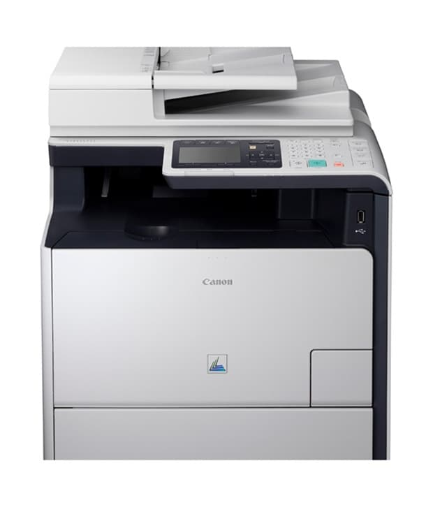 Canon MF8580Cdw Multi-Function Color All In One Printer (Black, White)