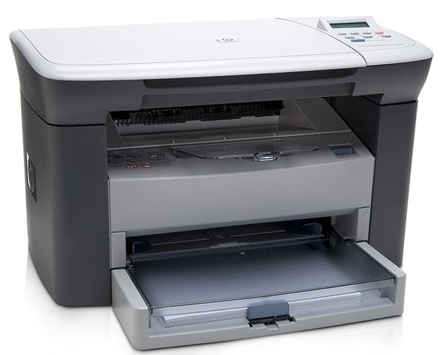 HP CB376A LaserJet M1005 Multi-Function Print Monochrome Laser Printer
