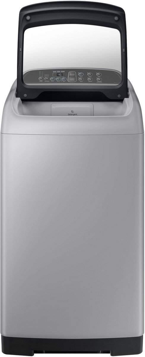 Samsung 6.2 Kg Fully-Automatic Top Loading Washing Machine (WA62M4200HA/TL, Imperial Silver)
