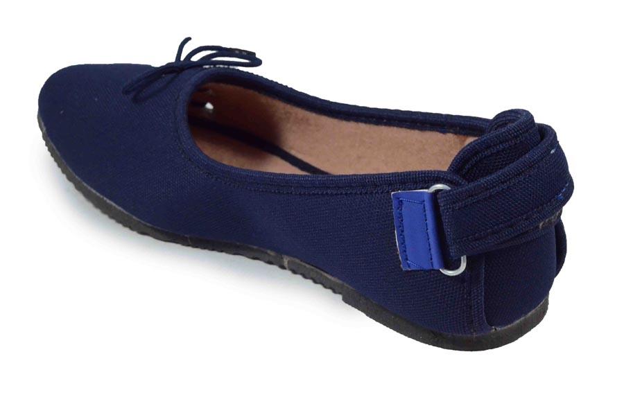 AMRIT FOOTCARE WOMENS BELLIES 1278 (BLUE, 7-11, 8 PAIR)