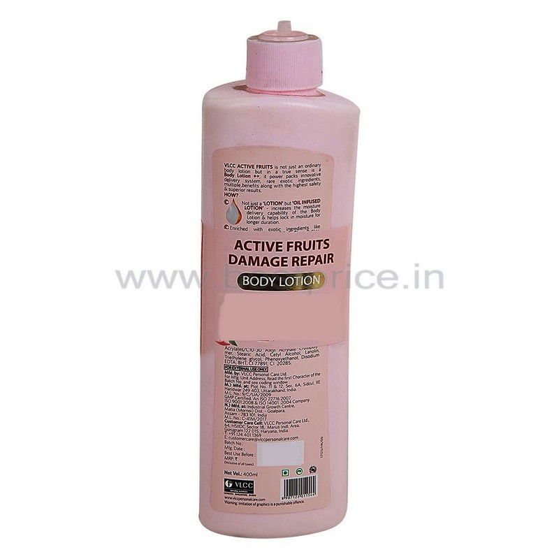 VLCC Body Lotion Damage Repair, 400 Ml