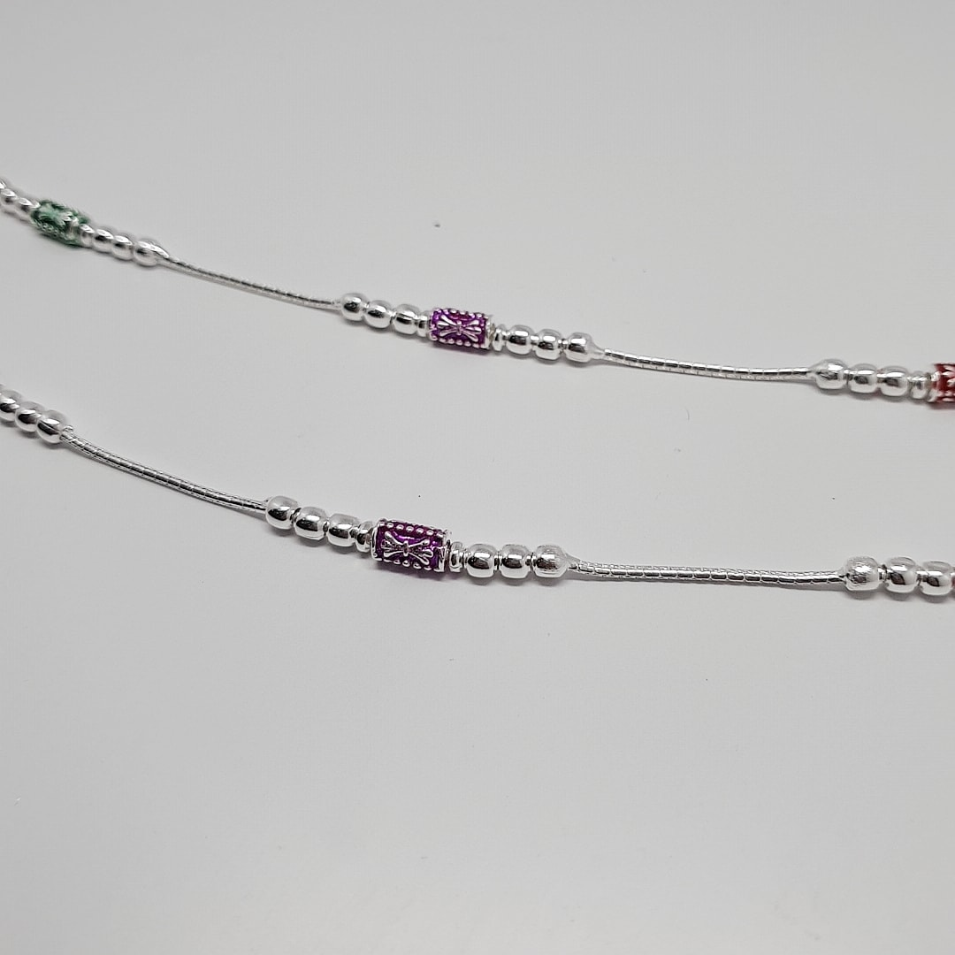 CLASSIC FANCY ANKLETS
