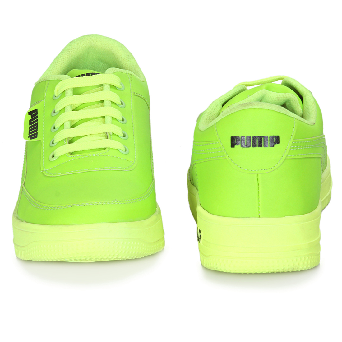 IMCOLUS375A.351_L.GREEN STYLESH & FANCY Casual Shoes SHOE FOR MEN'S IMCOLUS375A.351_L.G (LIGHT GREEN, 7-10, 4 PAIR)