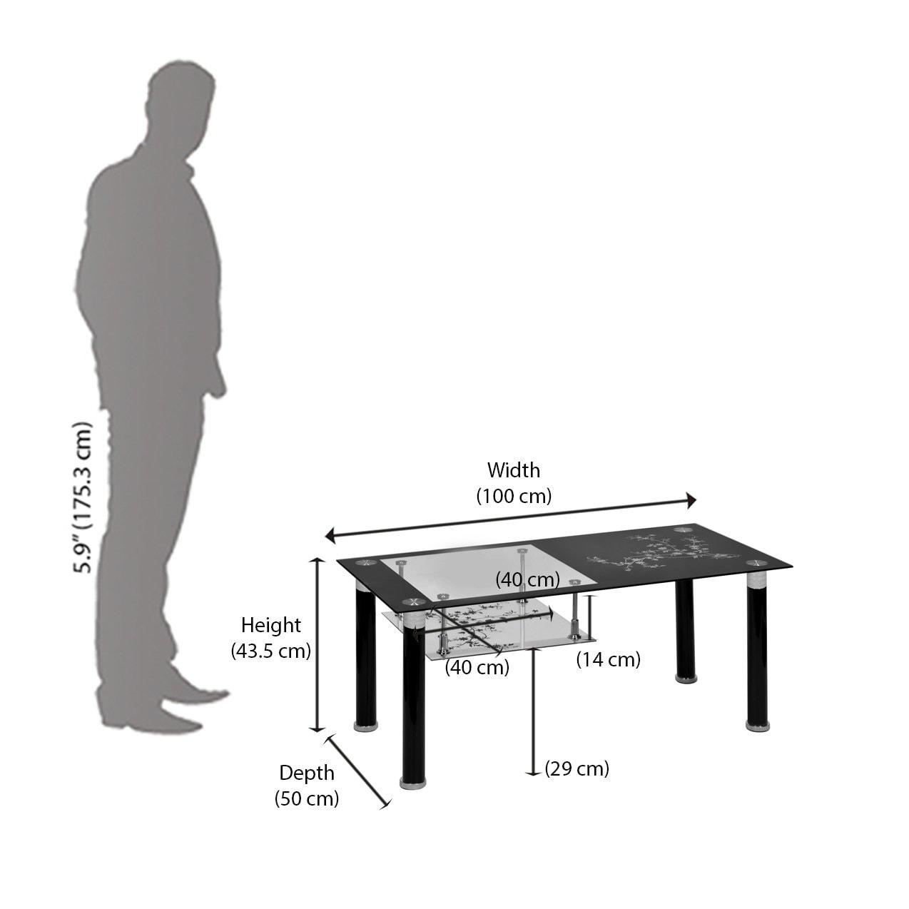 Nilkamal Triton Centre Table