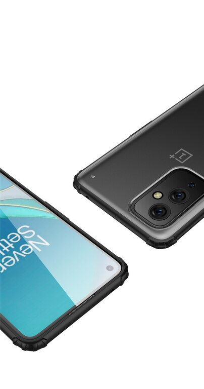 Premium High Duty Rugged Frosted Mobile Case For OnePlus 9 Pro