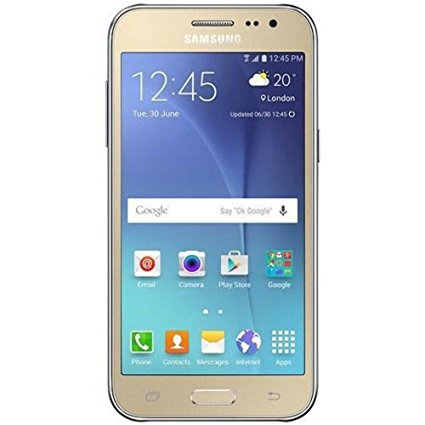 SAMSUNG GALAXY J2 2017 Gold