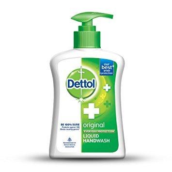 Dettol Hand Wash - 200ml