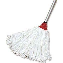 Mop With Stick Round