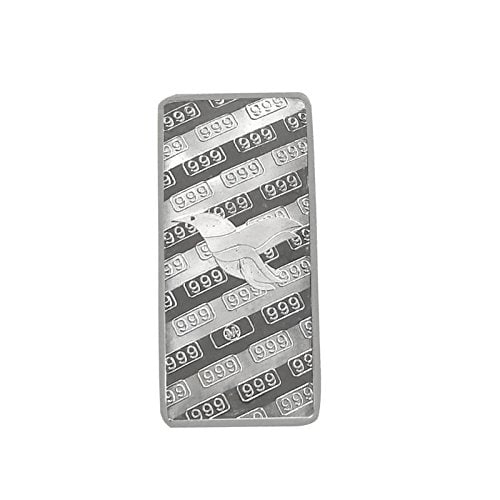 Maa Silver 999 Purity Silver Bar 500gm