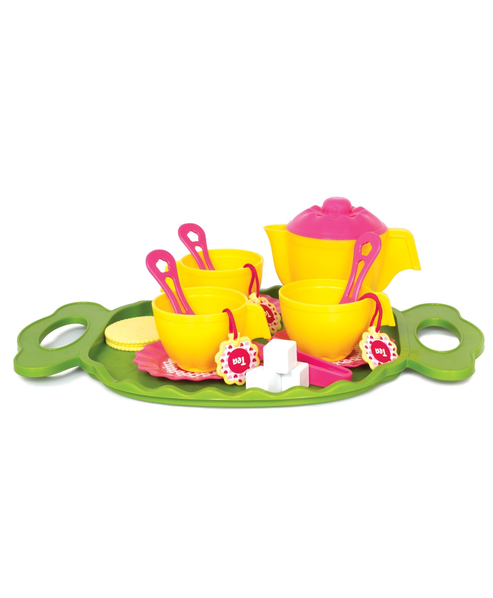 Giggles Tea Party Set, Multi Color  9785300