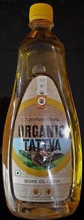 Organic Tattva Sesame Oil