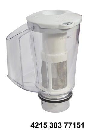 Blender Jar Assembly