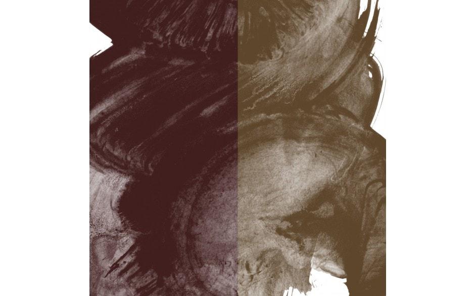 Daler-Rowney Aquafine Watercolour - Half Pan Twin Set - Vandyke Brown Hue/Raw Umber