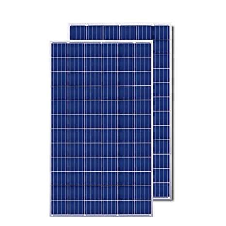 Poly-crystalline Solar Panel