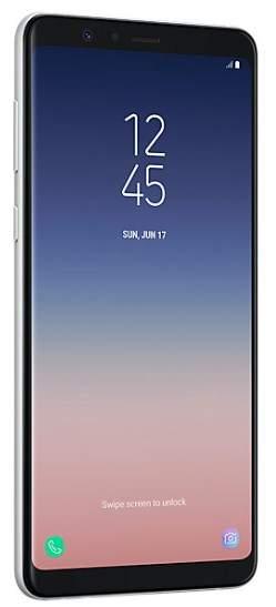 Samsung Galaxy A8 Star (RAM 6 GB, 64 GB, White) - SMART VALUE