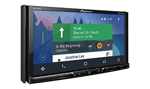 "Pioneer AVH-Z5190BT 7"" Touchscreen/Android Auto/Apple Car Play/GPS/App Radio Mode+ Car Media Player (Black)"