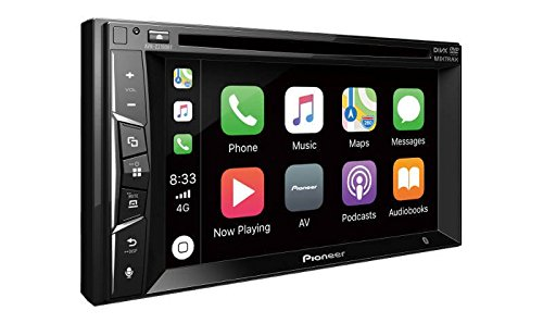 Pioneer Stereo AVH-Z2190BT With 15.7 Cm Screen, Apple Carplay, HD Video Compatibility, Advanced Sound Retriever, Parking Assist.
