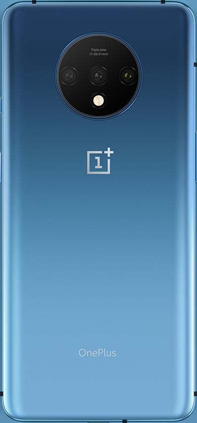 OnePlus 7T (RAM 8 GB, 256 GB, Glacier Blue)