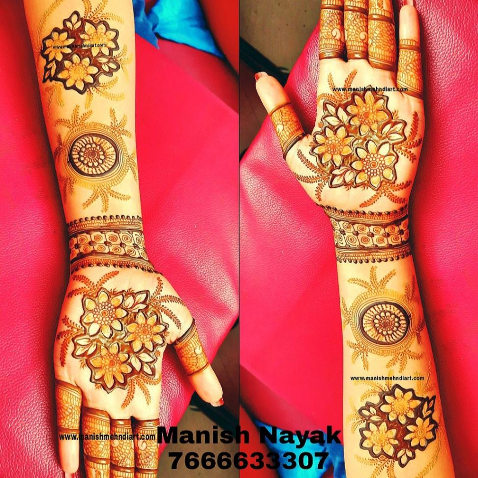 Latest Designer Mehndi