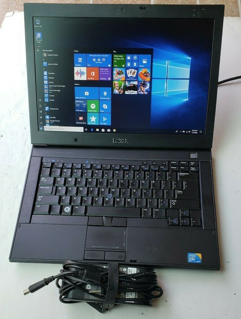 DELL LATITUDE 6400 Core2duo 320 GB 4 GB