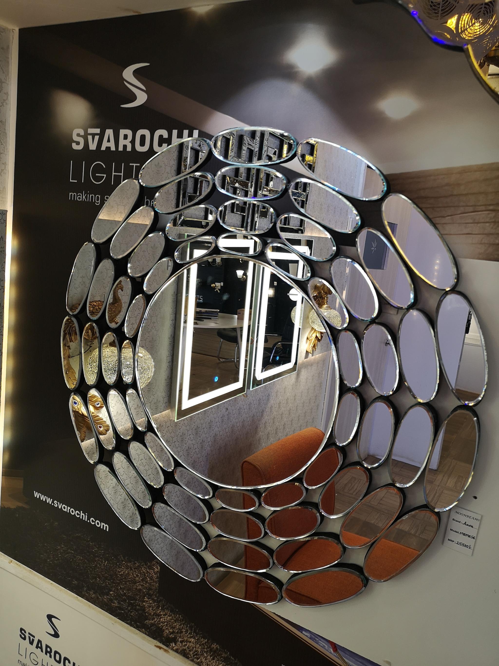 Aura Handcrafted Decorative Mirror MBMR001