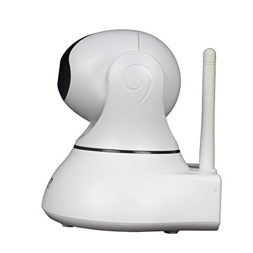 CP-PLUS Ezykam EPK-EP10L1 HD PAN/Tilt Wireless Cloud Camera