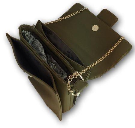 1533815ee0be J Blues Ledies Sling (Green) - Ladies Bags - Rissn Bags