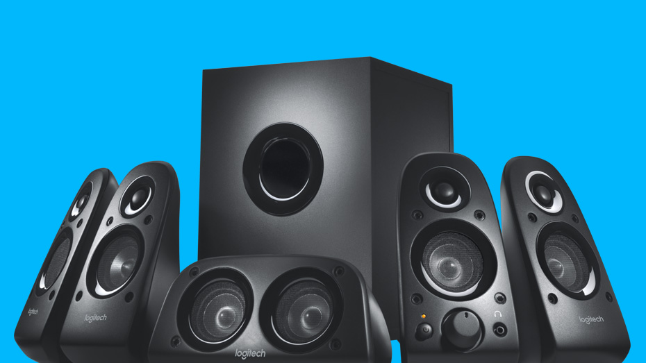 Speaker Logitech Z506 5.1 Surround Sound