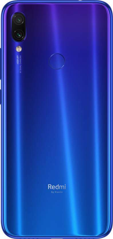 Redmi Note 7 Pro (RAM 4 GB, 64 GB, Neptune Blue)