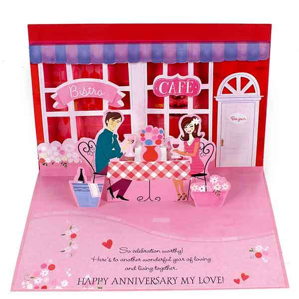 Anniversary Card For Husband  ANH 00122