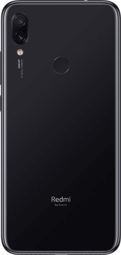 Redmi Note 7 Pro (RAM 6 GB, 128 GB, Space Black)