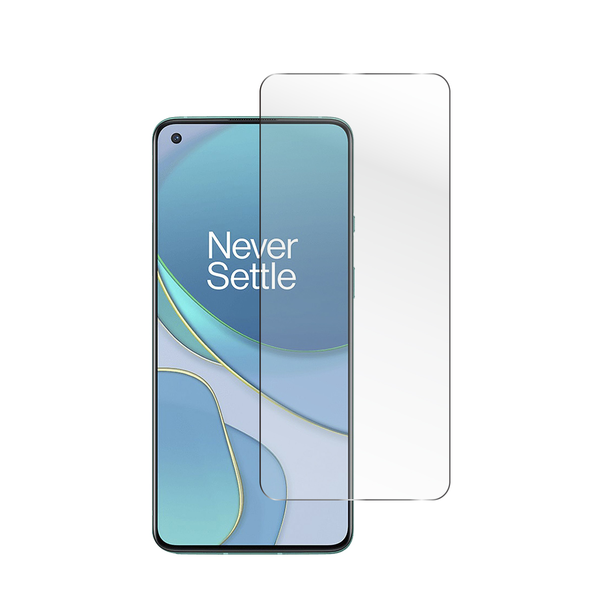 Premium Crystal Clear Tempered Glass For OnePlus 9R