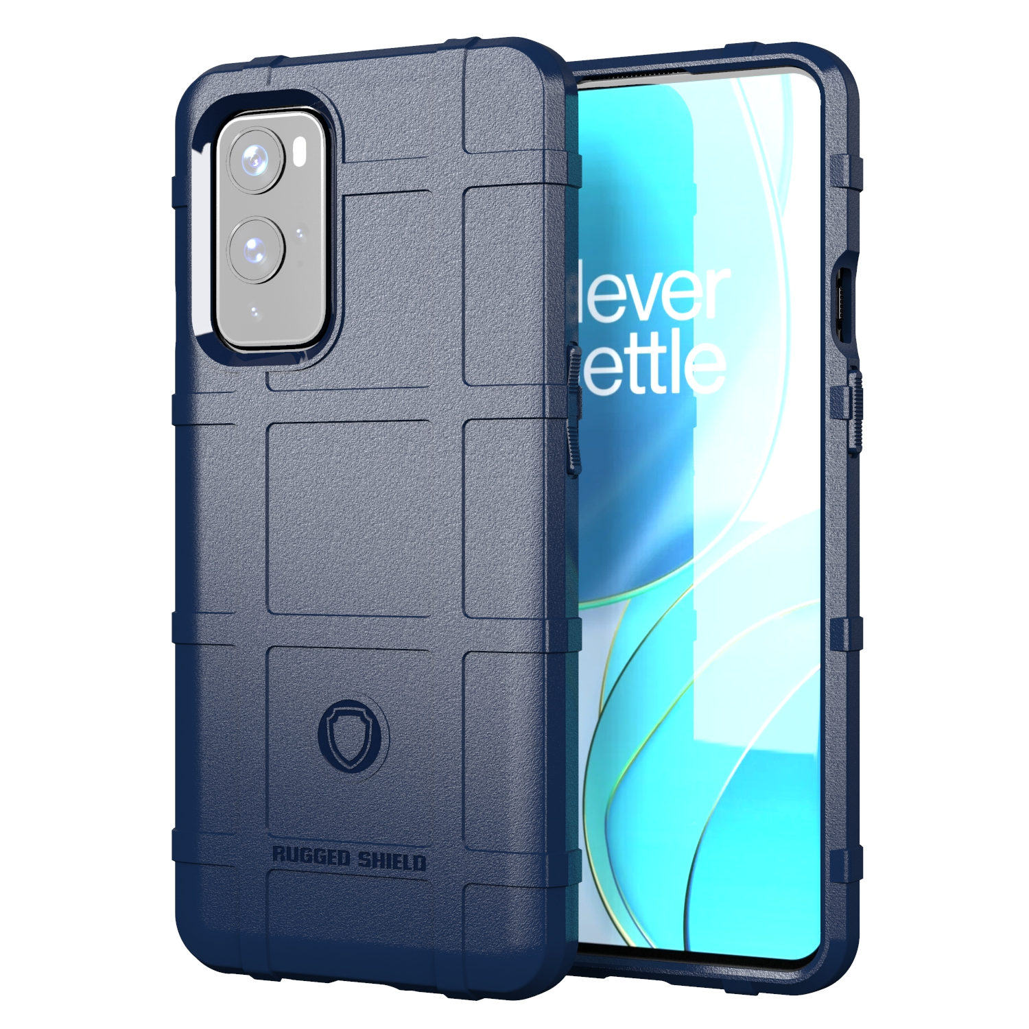 Shockproof TPU Mobile Phone Cases For OnePlus 9E (Blue)