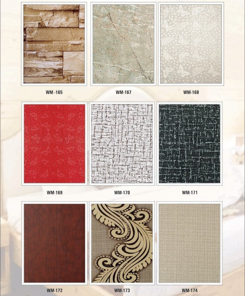 Royal Series PVC Wall Pannel