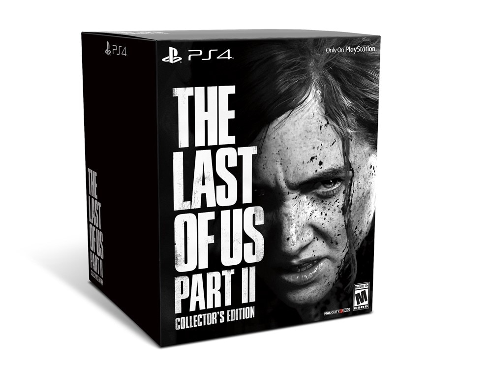 The Last Of US Part II Collectors Edition PS4