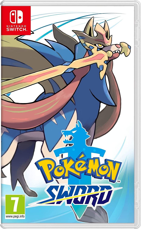 Pokemon: Sword (Switch) (Nintendo Switch)