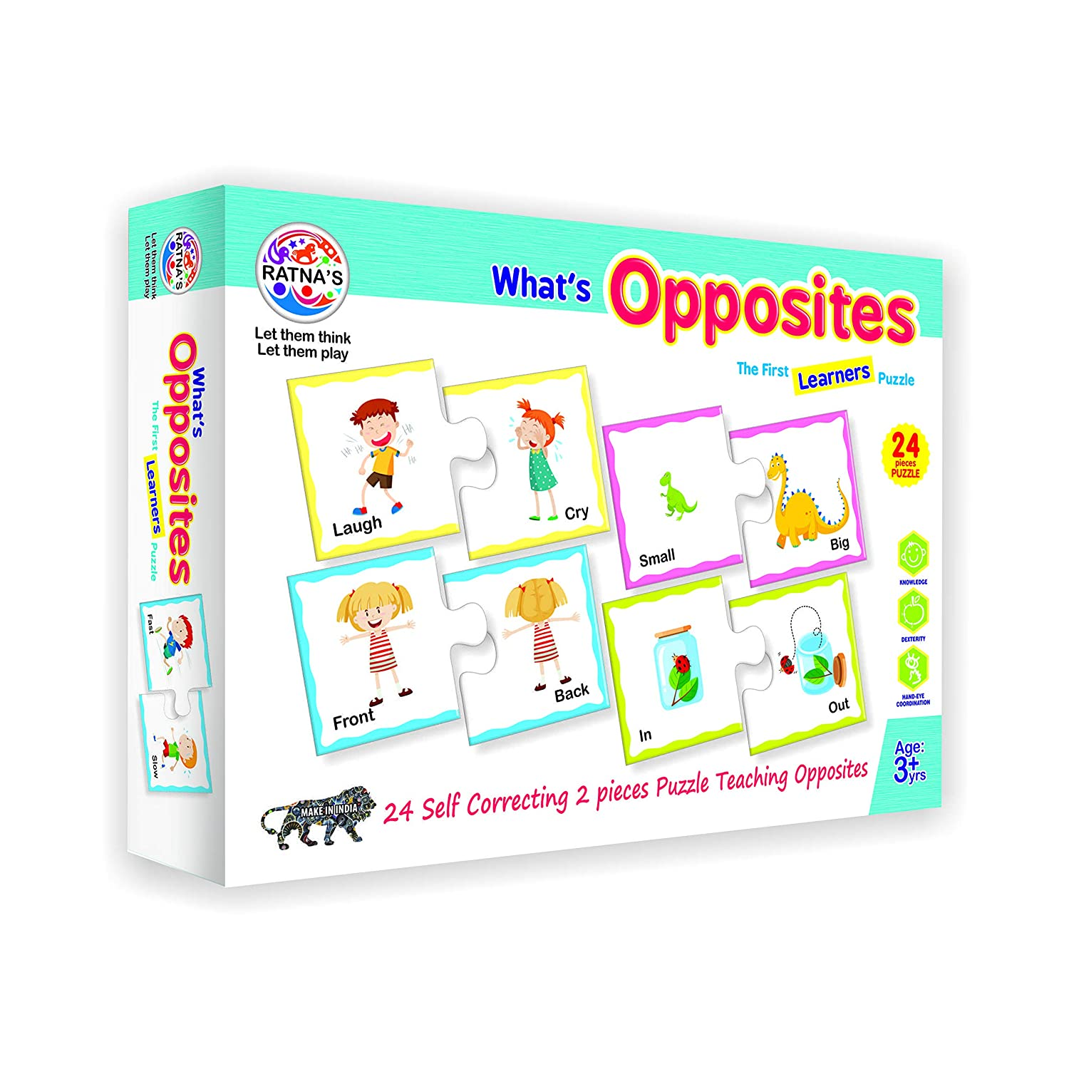 Whats Opposites Jigsaw Puzzle