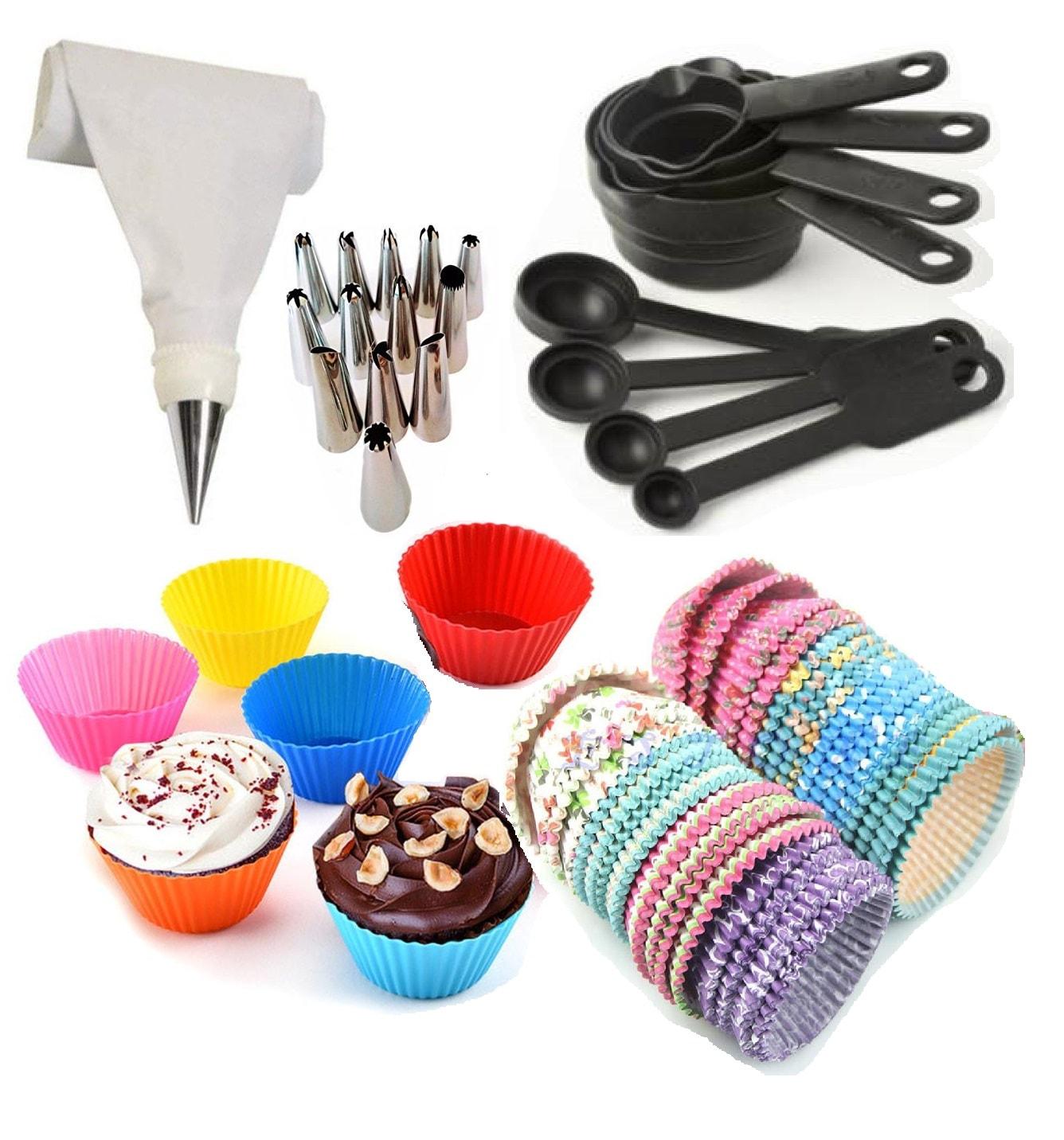 127pcs Baking Measuring Cake Decoration Tool Set