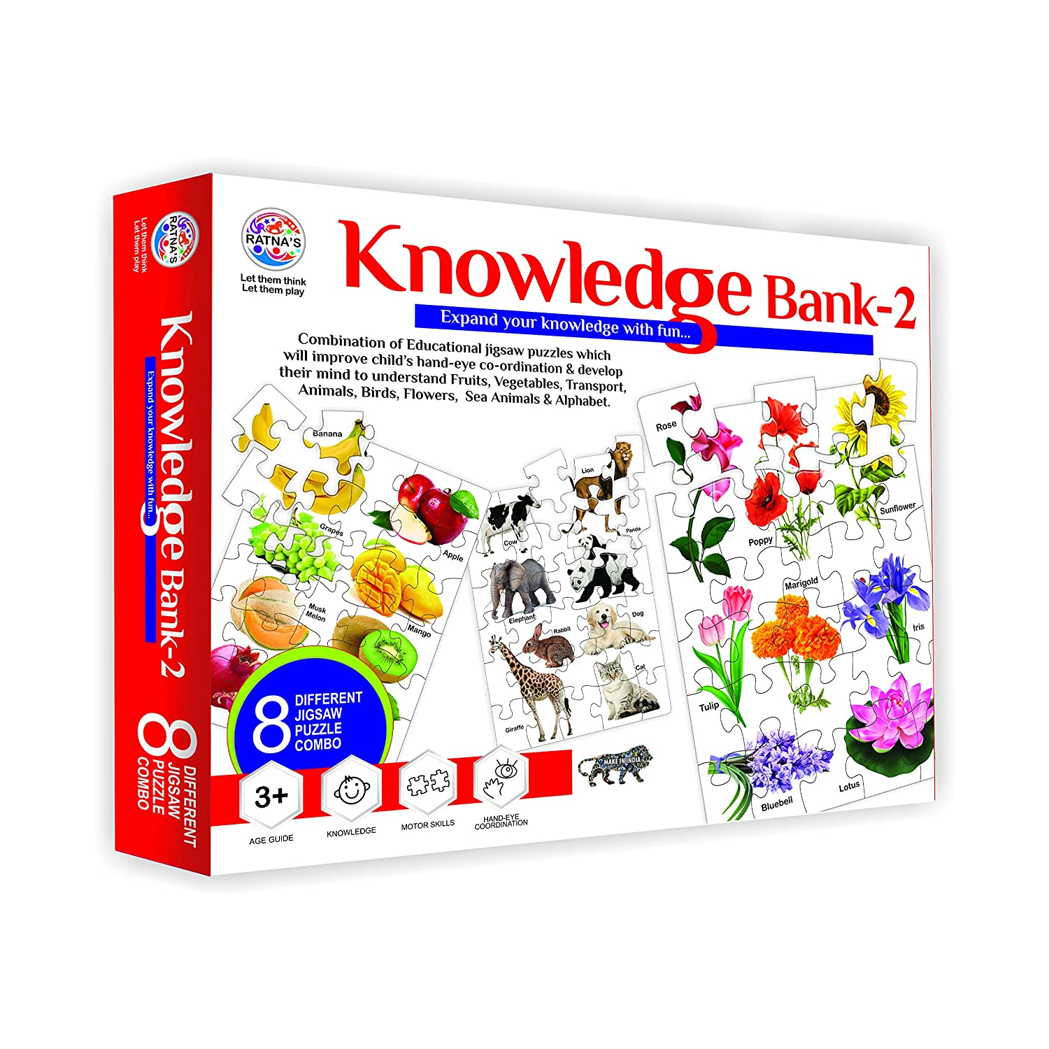 Knowledge Bank 2 Jigsaw Puzzle