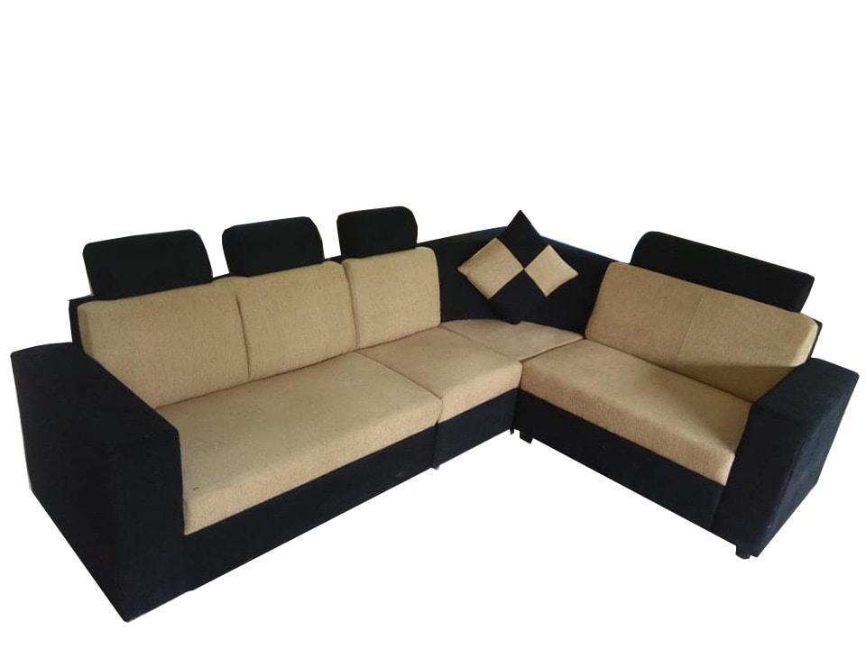 L Shape  Sofa 5 + Corner
