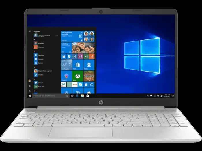 Laptop HP 15S FR2006TU