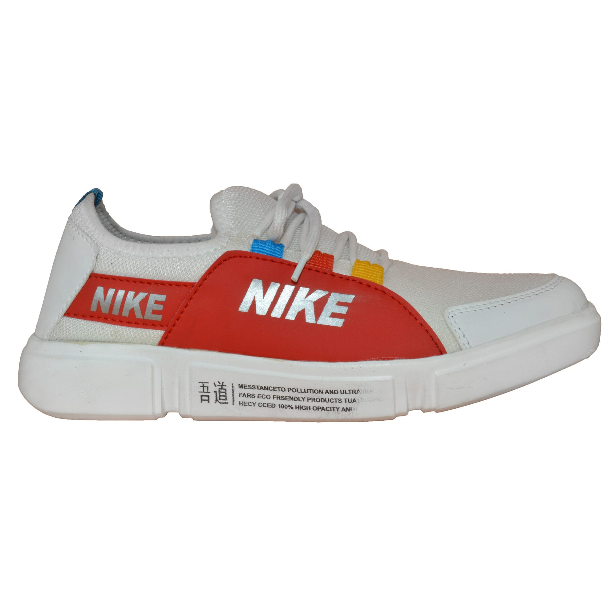 IMCOLUS117.171_RED STYLESH & NYLON NET STYLESH CANVAS SHOES IMCOLUS117.171_RED (RED,6-10,8 PAIR)