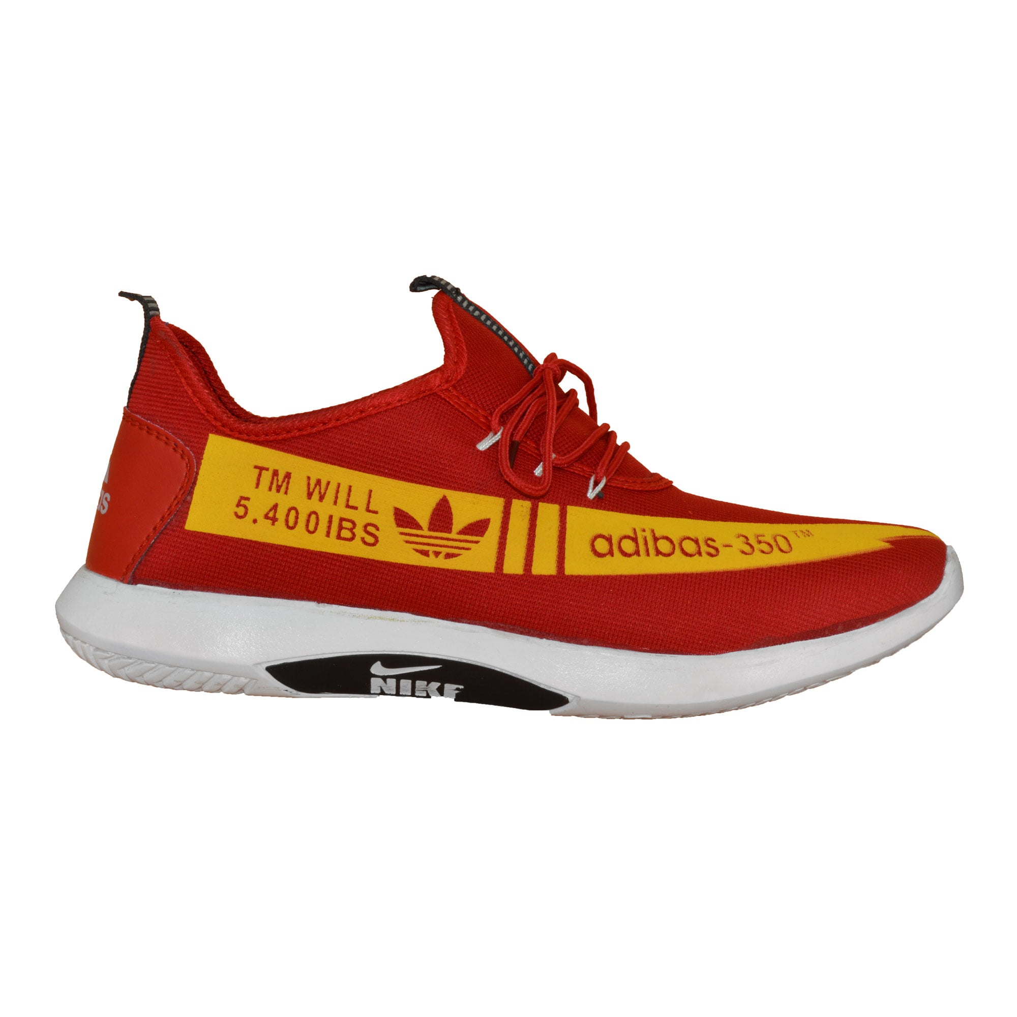 IMCOLUS126.85_RED MENS OUTDOOR WEAR SPORT SHOES IMCOLUS126.85_RED (RED,6-10,8 PAIR)