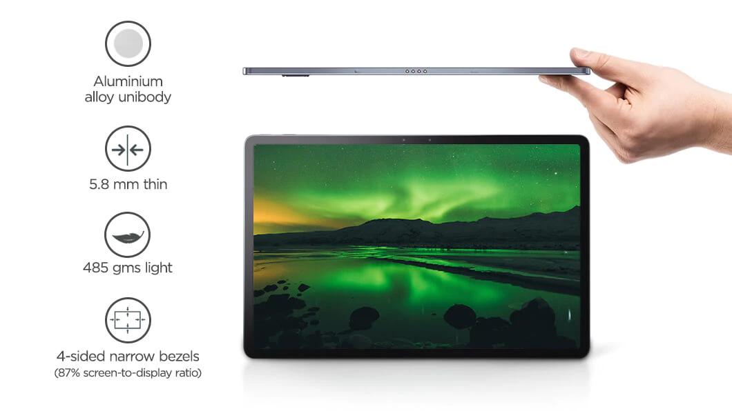 Lenovo Tab P11 Pro 29.21cms (11.5) 6GB 128Gb - Slate Grey